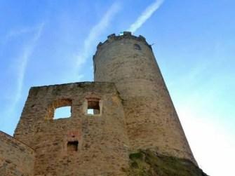 Burg Scharfenstein Turm