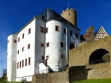 Burg Scharfenstein mit Turm