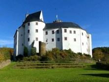 Burg Scharfenstein Außenansicht