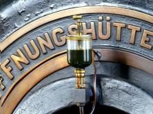 Anzeige Öl Bergbaumuseum Oelsnitz