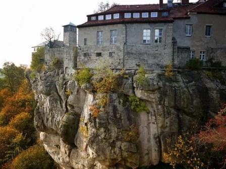 Ausflug zur Burg Hohnstein