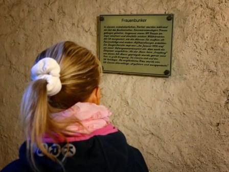 Frauenbunker Burg Hohnstein