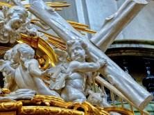 Engel an der Silbermann Orgel