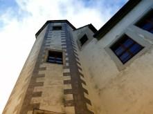 Turm Herberge Burg Hohnstein