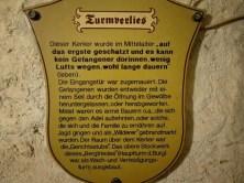 Turmverlies Burg Hohnstein