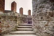 Stufen Steine Turm
