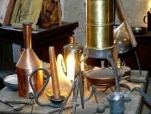 Kerze Experiment Physik Chemie