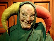 Kasper Maske Mütze