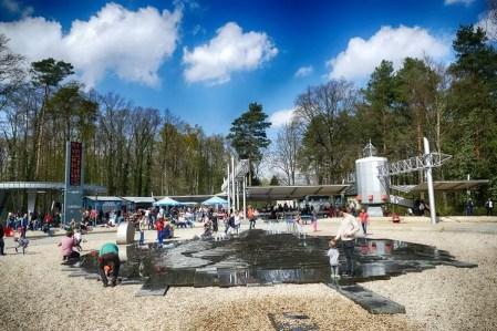 Saurierpark Kinderspielplatz
