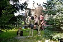 Mammut Jagd Backstage