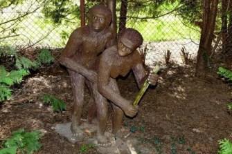 Wenn Urmenschen poppen