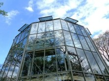 Kamelienhaus Glasbau Frostschutz Schloss Pillnitz