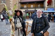 Mittelalterfest Meißen Kostüme