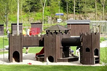 Spielplatz Wildpark Osterzgebirge
