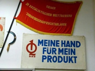 DDR Museum Fahne