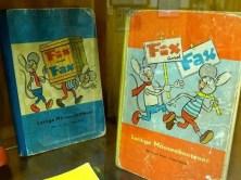 DDR Museum Comics Fix und Fax