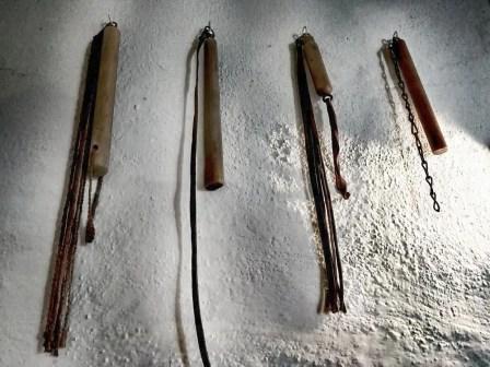 Folterausstellung Schloss Wolkenstein