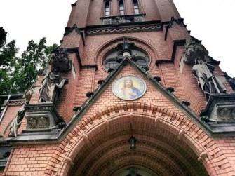 St. Markus Kirche in Dresden Pieschen