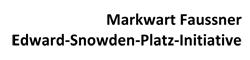 Dresden bekommt einen Edward-Snowden-Platz - Deutschlandweit erste derartige Würdigung des Whistleblowers