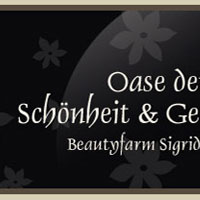 Oase der Schönheit und Gesundheit Beautyfarm Sigrid Kleint