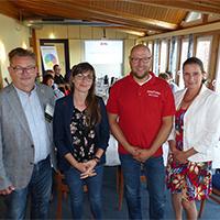 Roßweiner BNI-Unternehmernetzwerk unter neuer Führung