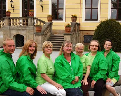 Guides of DresdenWalks in 2009