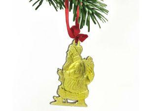 Dresdner Pappe Weihnachtsschmuck Nikolaus