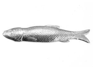 Dresdner Pappe großer Fisch