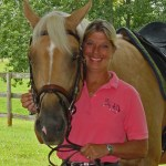 WHAT ARE THE MOST IMPORTANT BASICS FOR HORSE AND RIDER? ANSWERED BY GIGI NUTTER