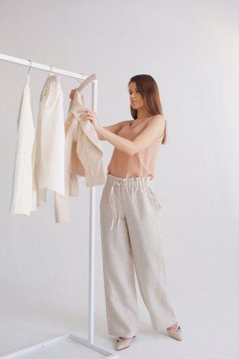 широкие-брюки-из-льна