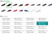 √ Vans Us Size Chart   Shoes Size Chart Mexico To Usa All