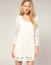 White Lace Dress Picture Collection | Dressed Up Girl
