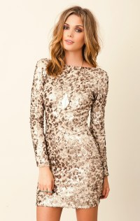 Gold Sequin Dress Picture Collection   Dressed Up Girl