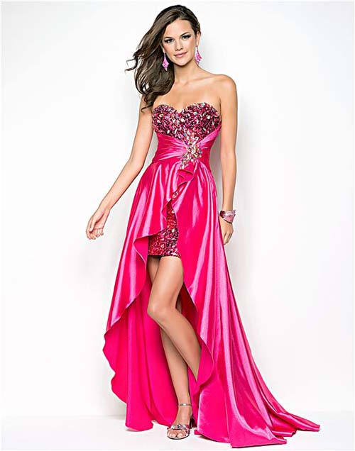 Fuschia Dress Picture Collection  Dressed Up Girl
