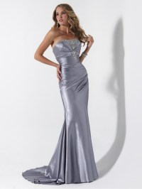 Silver Dress Picture Collection   Dressed Up Girl