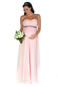 Pregnant Bridesmaid Dresses