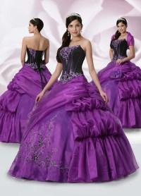 Purple Quinceanera Dresses | Dressed Up Girl
