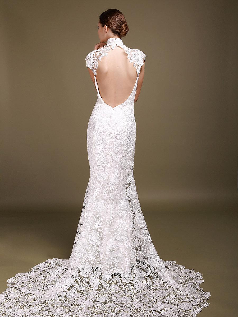 Backless Wedding Dresses  DressedUpGirlcom