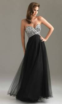 Black Prom Dresses | Dressed Up Girl