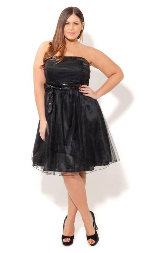 Size Prom Dresses Dressed Girl