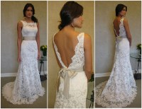 Lace Wedding Dress | Dressed Up Girl