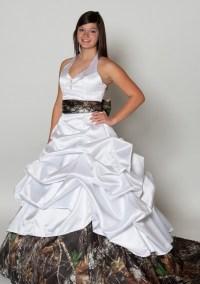 Camo Wedding Dresses | Dressed Up Girl