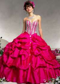 Black And Pink Quinceanera Dresses | Cocktail Dresses 2016