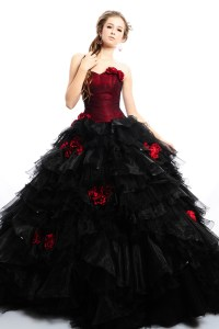 Black Quinceanera Dresses | Dressed Up Girl