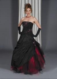 Black Wedding Dresses   Dressed Up Girl