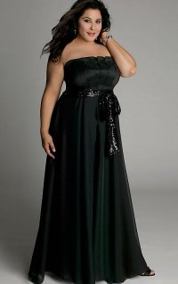 Plus Size Bridesmaid Dresses   Dressed Up Girl