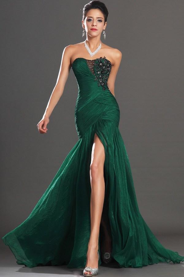 Green Prom Dresses
