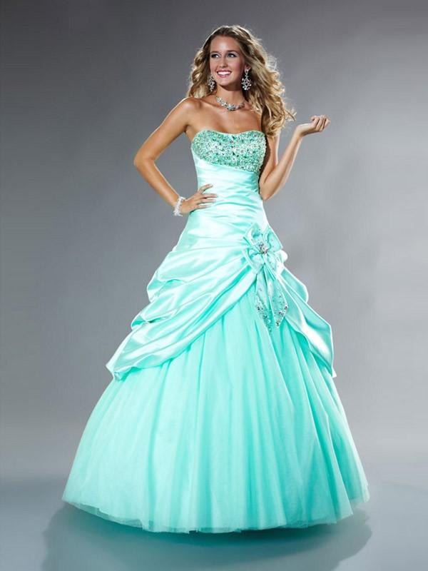 Long Prom Dresses  Dressed Up Girl