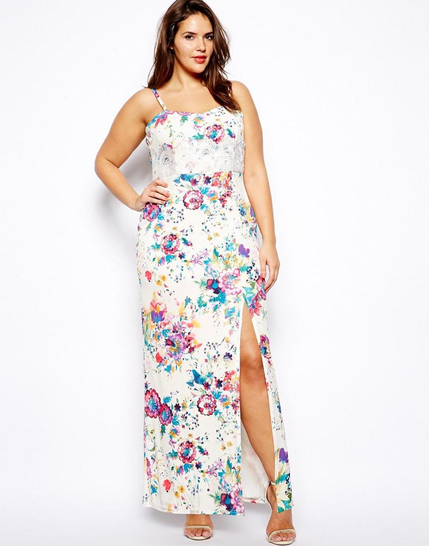 Plus Size Maxi Dresses  DressedUpGirlcom