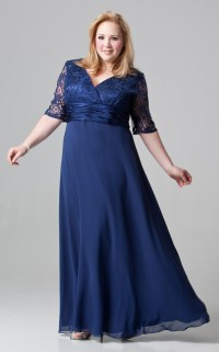 Plus Size Mother of the Bride Dresses | Dressed Up Girl